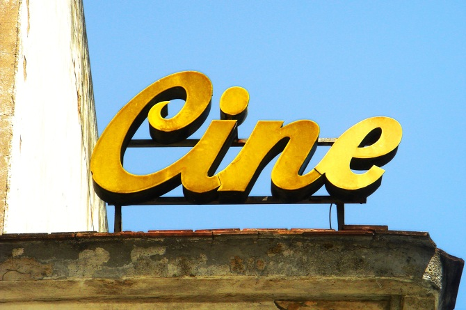 …what was once Cinema Lealas